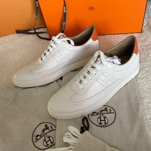 Hermès Quicker Sneakers (Size: EU43/ US10)
